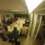 FARBRENGUEN SHLOMO LEVY 11 DE NISAN 5776- CUMPLE DEL REBE